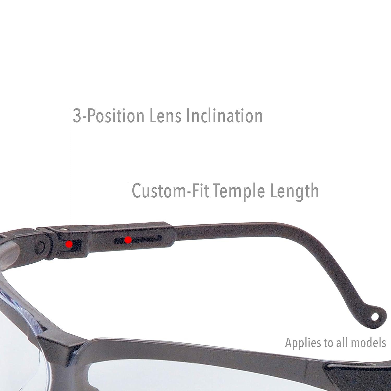 f062ff034832 Uvex S3208 Genesis Safety Eyewear