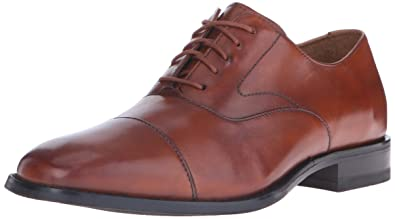 223a2e690e Amazon.com | Cole Haan Men's Garrett Grand Cap-Toe Oxford Shoe | Oxfords