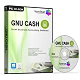 GNU Cash - Personal / Small Business Accounting Software - BOXED AS SHOWN