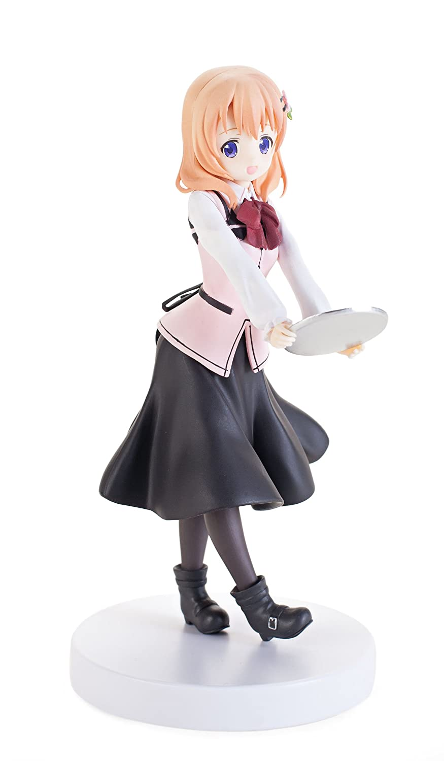Cocoa Hoto Tea Time Special Figure Furyu 7 Is the Order a Rabbit?