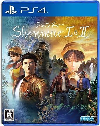 シェンムー I&II 【同梱特典】「シェンムー I&II」両面フルカラーポスター 同梱 - PS4