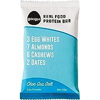 Googys Choc Sea Salt Protein Bar, x, Chocolate Sea Salt