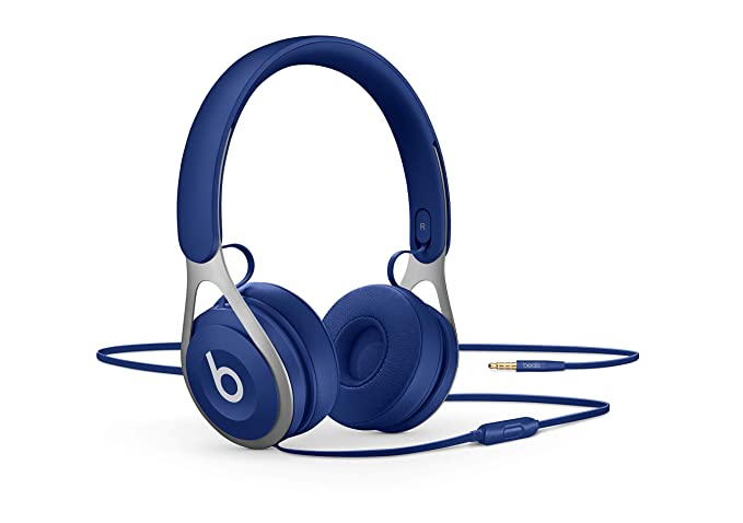 43984f3af5c Amazon.com: Beats EP On-Ear Headphones - Blue