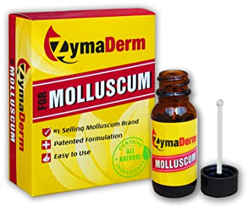 Amazon Com Zymaderm For Molluscum Natural Fast Gentle Painless