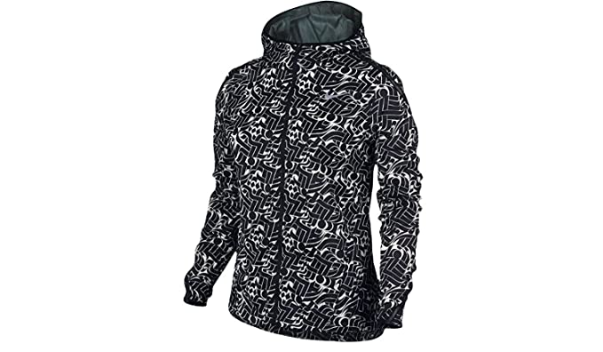 Nike Shield Impossibly Light (Rostarr) Women s Running Jacket (M ... 833d1b5445
