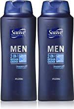 Suave Professionals Mens, 2-in-1 Shampoo & Conditioner, Ocean Charge, 28 Oz