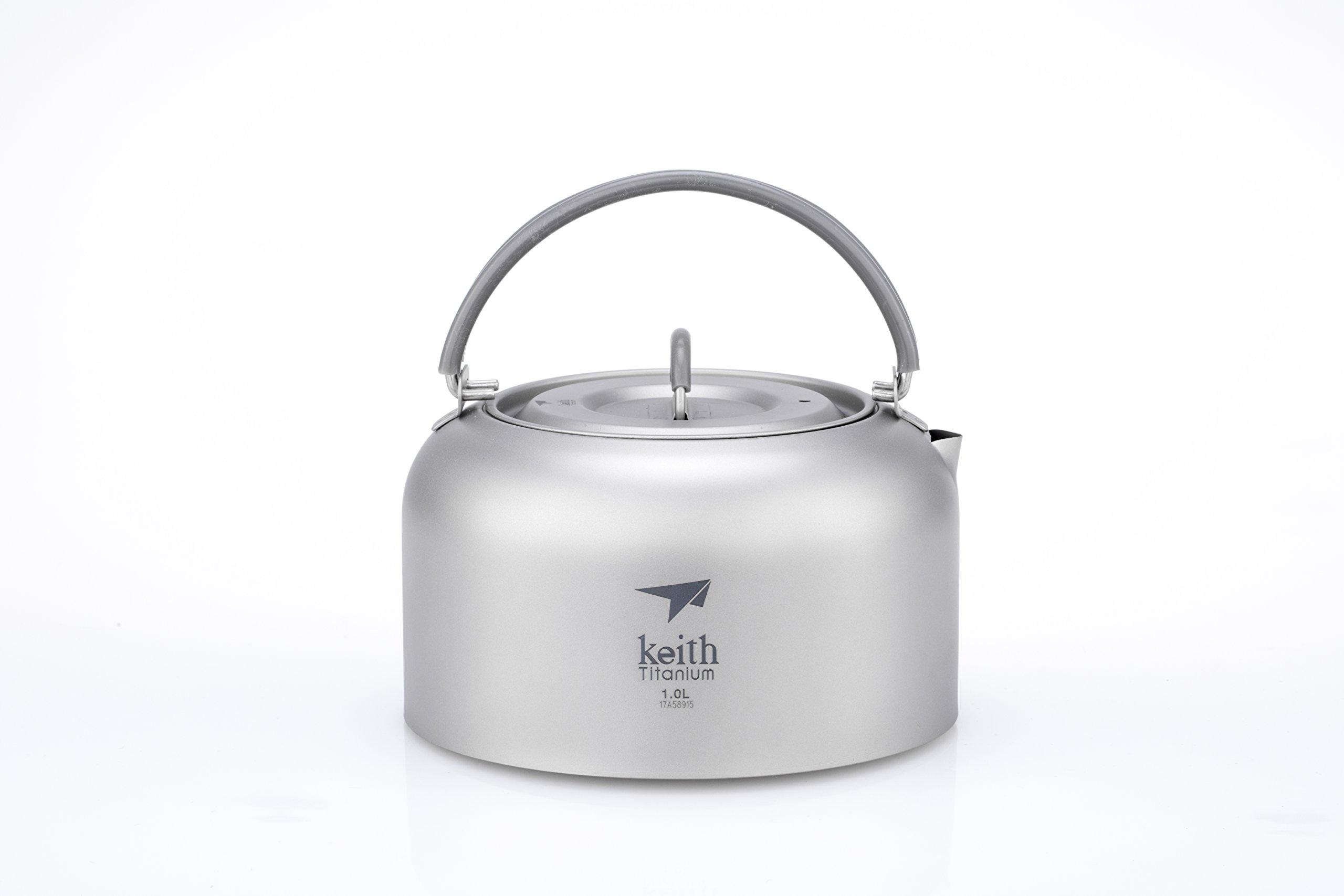 Keith Titanium Ti3901 Kettle - 1.0 L by Keith Titanium