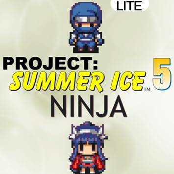 Amazon.com: Project: Summer Ice 5 - Ninja (Lite Version ...