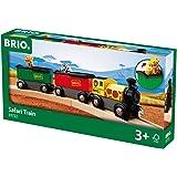 Brio - 33722 - Train Miniature - Safari