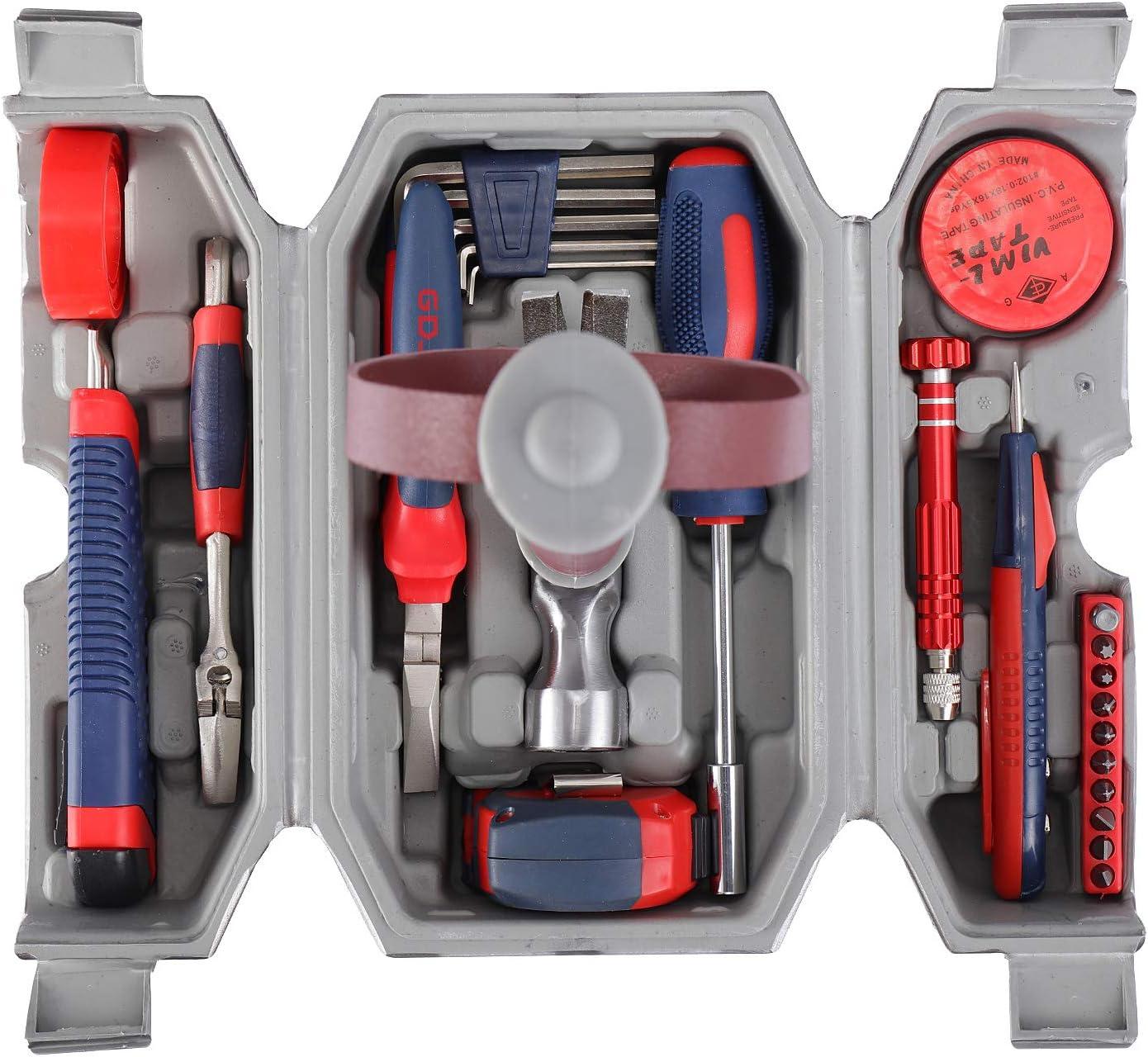 """Werkzeug-Set /""""Avengers Marvel Legends/""""-Serie gef/üllter Haushalts-Werkzeugkoffer t/ägliche Reparatur Thor/'s Hammer-Zubeh/ör-Set Mj/ölnir-Hammer"""