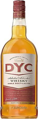 DYC Whisky Nacional, 40% - 1.5 L