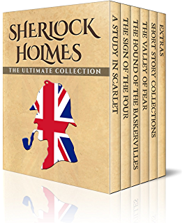 Amazon abraham lincoln honest abe the life and times of the sherlock holmes the ultimate collection illustrated fandeluxe Image collections