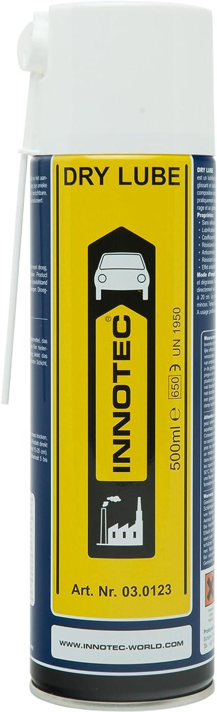 Innotec Dry Lube Gleit Und Schmiermittel Sprühdose 500 Ml Auto