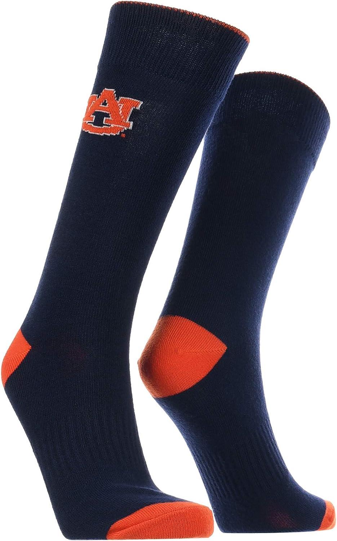 Auburn Tigers Baseline Crew Socks