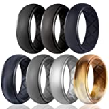 Egnaro Silicone Wedding Ring for