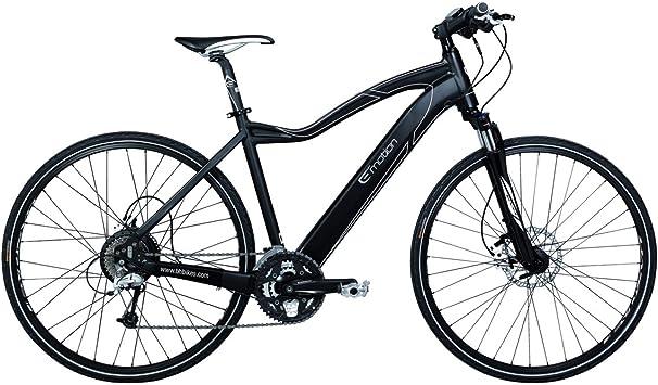 Bicicleta eléctrica Trekking EVO Cross Lite BH: Amazon.es ...