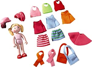 HABA 300519 Little Friends Feli Doll