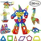 Amazon.com: Kids Magnet Toys Magnet Building Tiles, 120