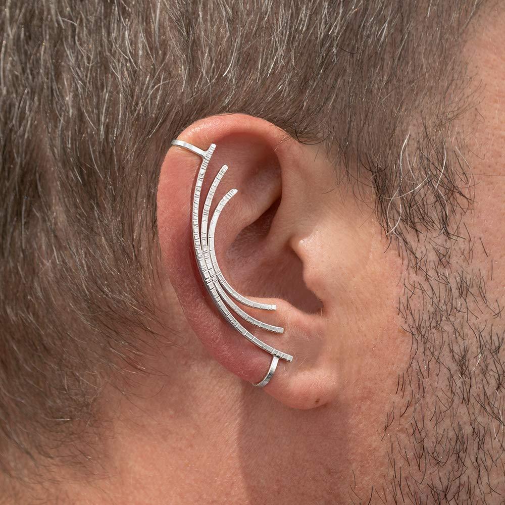 Amazon.com: Mens earring, men's earring, mens ear cuff for men, earring for  men, earrings men, autumn gift for boyfrined, gift for him, gift for men:  Handmade