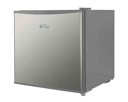 Kühlschrank Silber : Kuhla tisch kühlschrank liter abnehmbare tür kttf gb silber