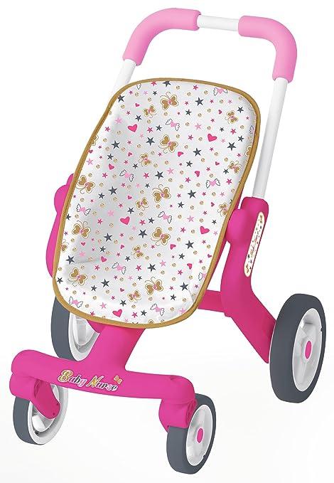 Amazon.es: Smoby Baby Nurse 251223 - Cochecito para muñeca: Juguetes y juegos