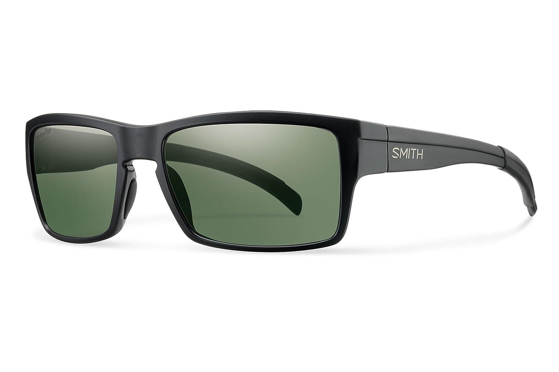 5b0dde3e9643a Amazon.com  Smith Outlier Carbonic Polarized Sunglasses  Sports   Outdoors