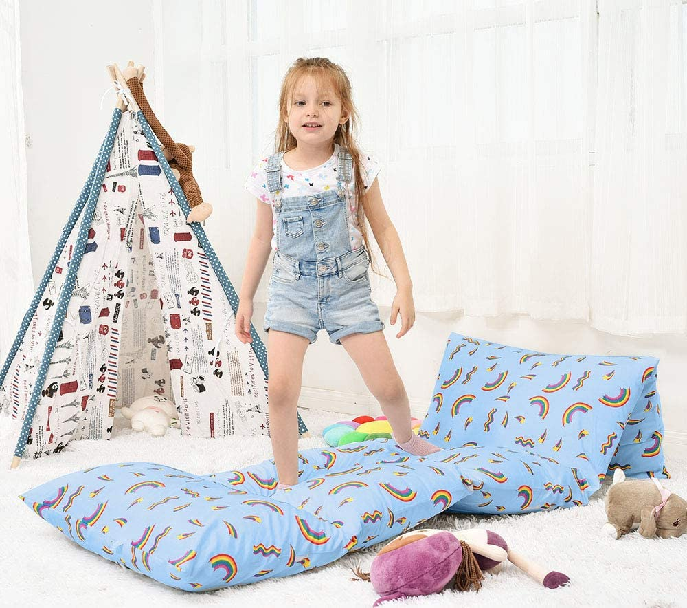 Ohnanana kids floor Pillow Bed covers