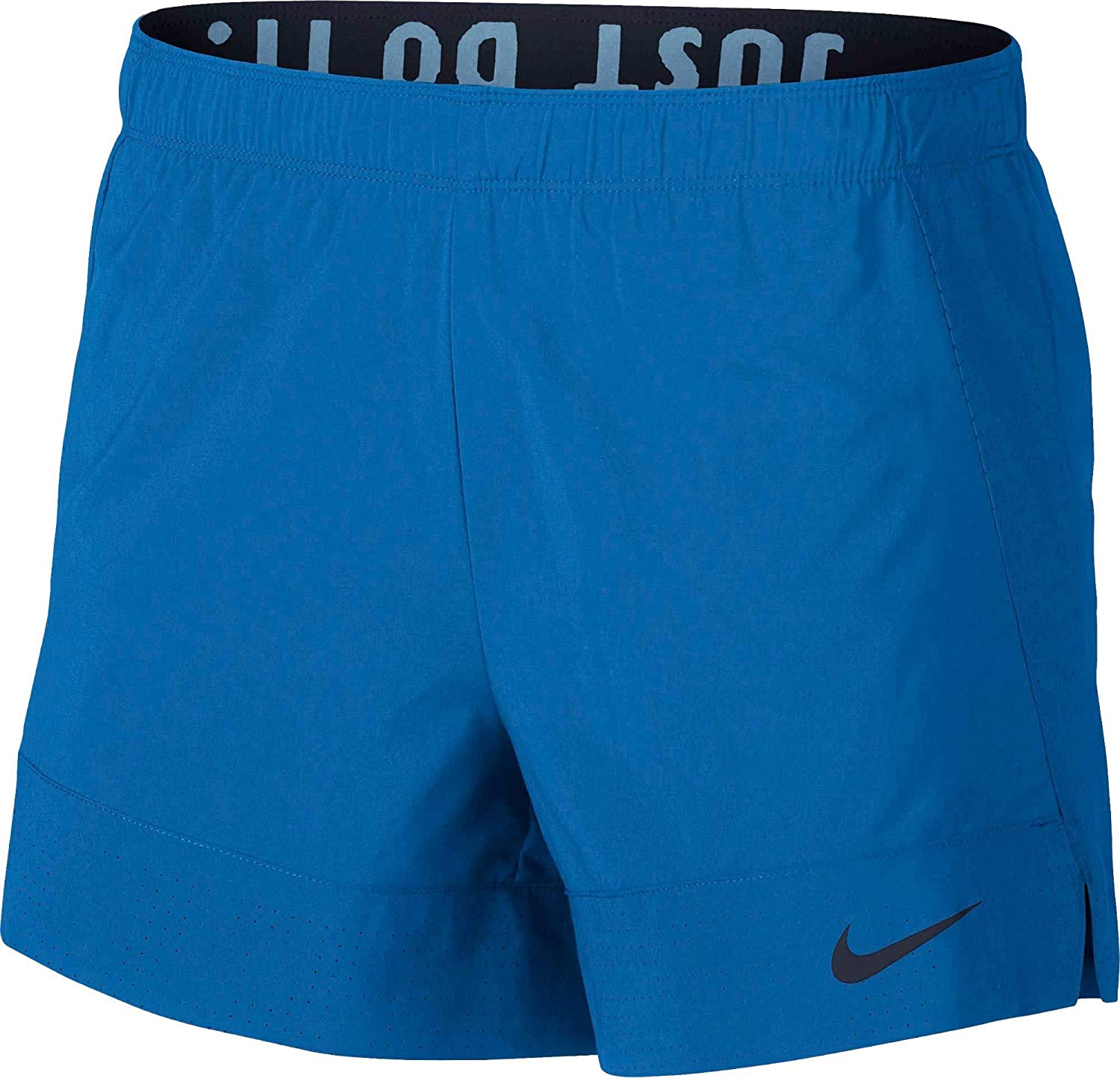 7fa0436cea Amazon.com: NIKE Women's Flex 2-in-1 Training Shorts (Signal Blue/Cobalt  Tint, X-Small): Sports & Outdoors