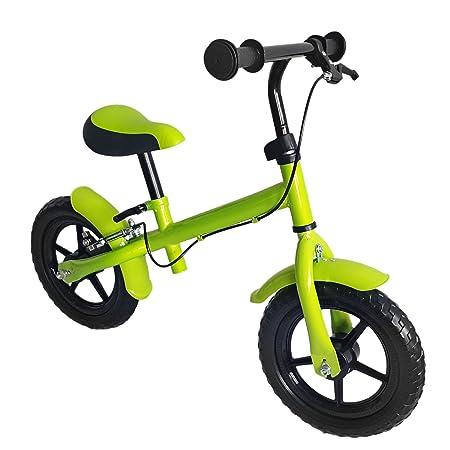 Bicicleta infantil, con freno de mano, ruedas aprox. 30,3 cm (12 ...