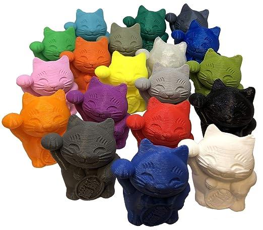 Filamento para impresora 3D PETG de color morado, 1,75 mm - 2,2 ...