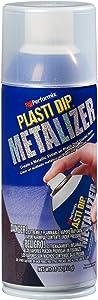 Performix 11210 Plasti Dip Enhancer Silver Metalizer Aerosol - 11 oz.