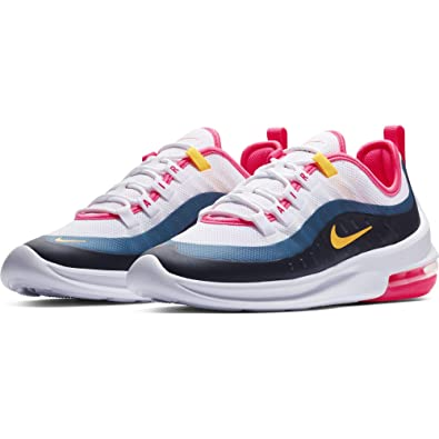 finest selection 70eaa da8ed Nike Women s Air Max Axis Running Shoe, White Laser Orange Hyper Pink,