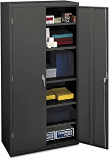 product image for HON, HONSC1872S, Assembled Storage Cabinet, 36w x 18-1/4d x 71-3/4h, Charcoal