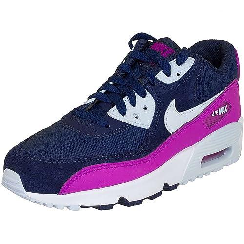 save off d6fb4 b7486 Nike 833340-402 Sportschuhe, Damen, Blau, 38: Amazon.de: Schuhe ...