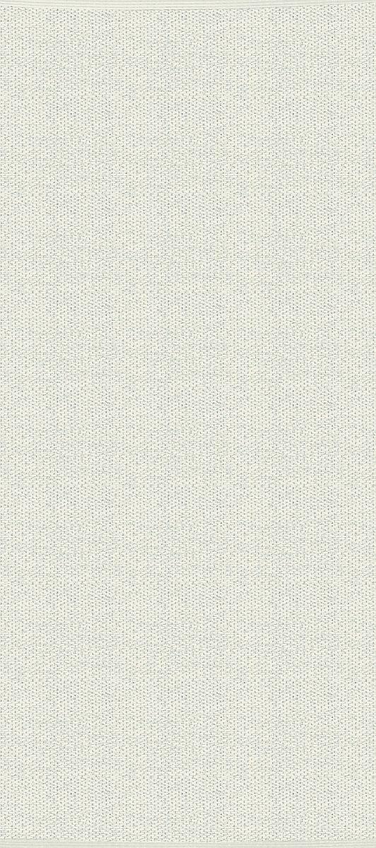 Kunstfaser Outdoor Teppich für Haus und Garten, waschbar. Design: HORREDSMATTAN PLAIN creme 170 x 200 cm