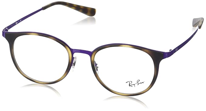 31cfffc3f9 Ray-Ban Women s 0RX 6372M 2956 50 Optical Frames