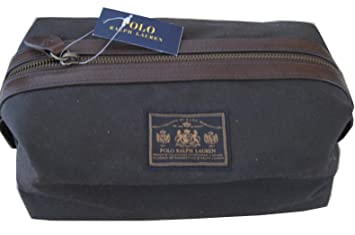 Amazon.com   Polo Ralph Lauren Dopp Doppler Shave Kit Travel Toiletry Bag    Beauty 83df30307a722