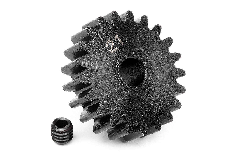 ピニオンギア 21T (1M/5mm シャフト) 100920   B001QU1R3M