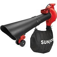 Sun Joe 14AMP 250MPH 4-in-1 Electric Blower/Vaccum/Mulcher/Gutter Cleaner (Red)