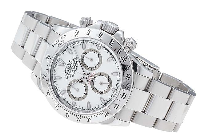 wholesale dealer cb132 56a4d Amazon | [ロレックス][メンズ] ROLEX デイトナ Ref.116520 P番 ...