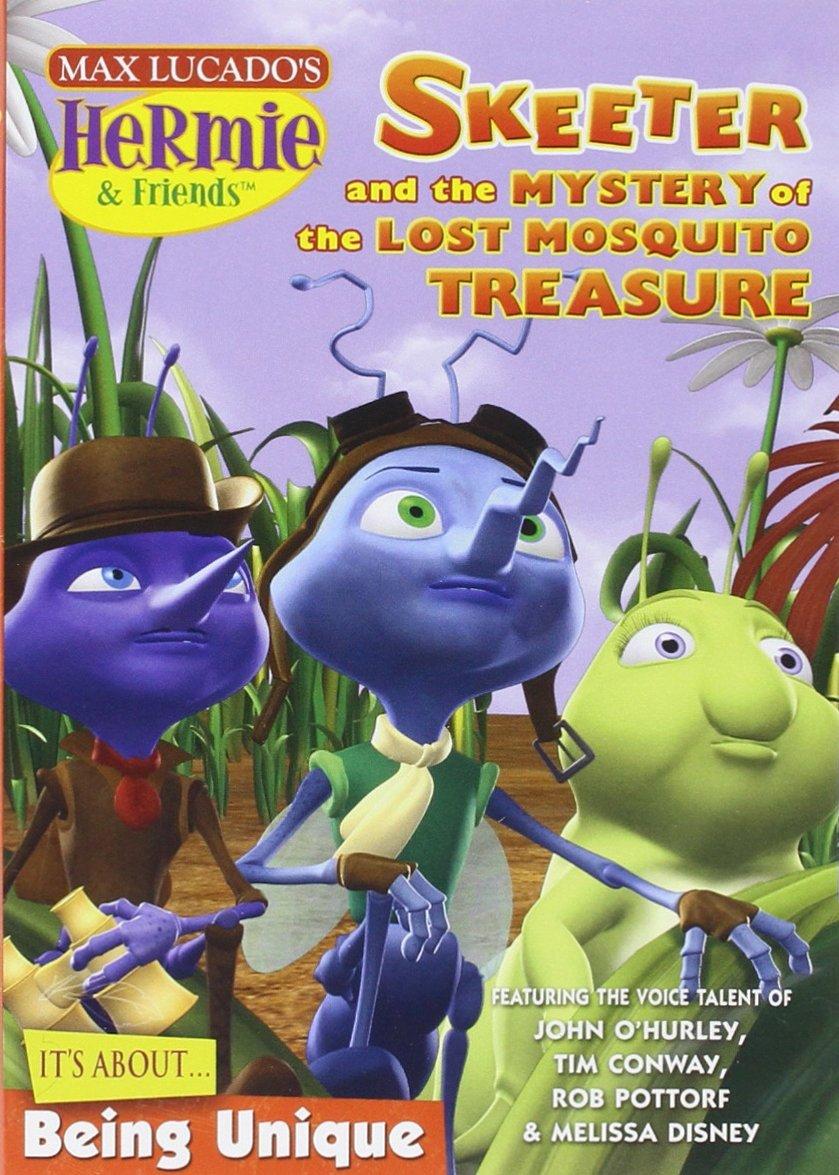 Hermie a ztracený komáří poklad / Lost Mosquito Treasure2009