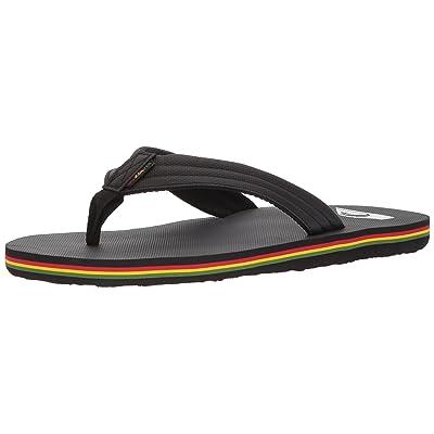 Quiksilver Men's Molokai Wide TX Sandal: Shoes