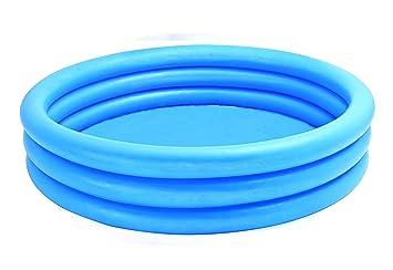 Intex 58426NP - Piscina hinchable 3 aros azul 147 x 33 cm, 288 litros