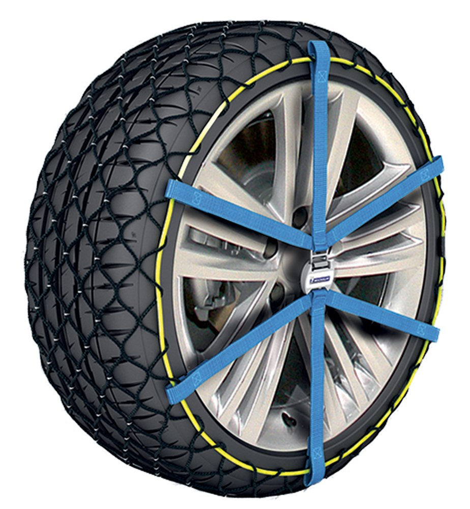 Michelin 008310 Easy Grip Evolution Chaîne à Neige Composite