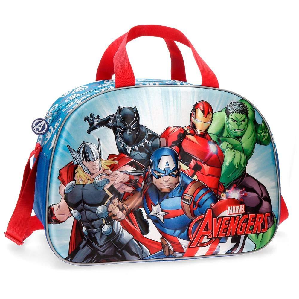 Marvel Team Bolsa de Viaje, 40 cm, 24.64 litros 4393261