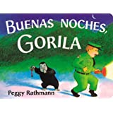 Buenas noches, Gorila (Spanish Edition)