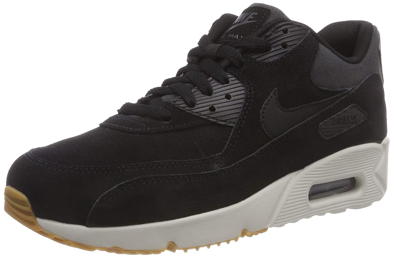e5e65c11b0 Nike Men's Air Max 90 Ultra 2.0 LTR Gymnastics Shoes: Amazon.co.uk: Shoes &  Bags