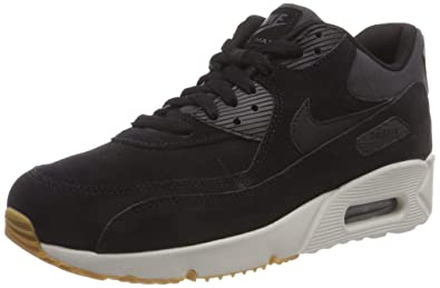 8c2efef1d4 Nike Men's Air Max 90 Ultra 2.0 LTR Gymnastics Shoes: Amazon.co.uk ...