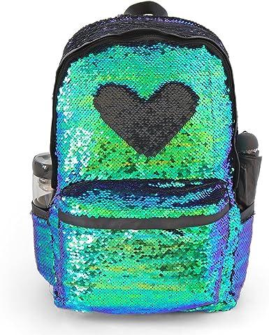 Personalised Kids Sequin BackpackSchool BagBack to SchoolChildren/'s Bag