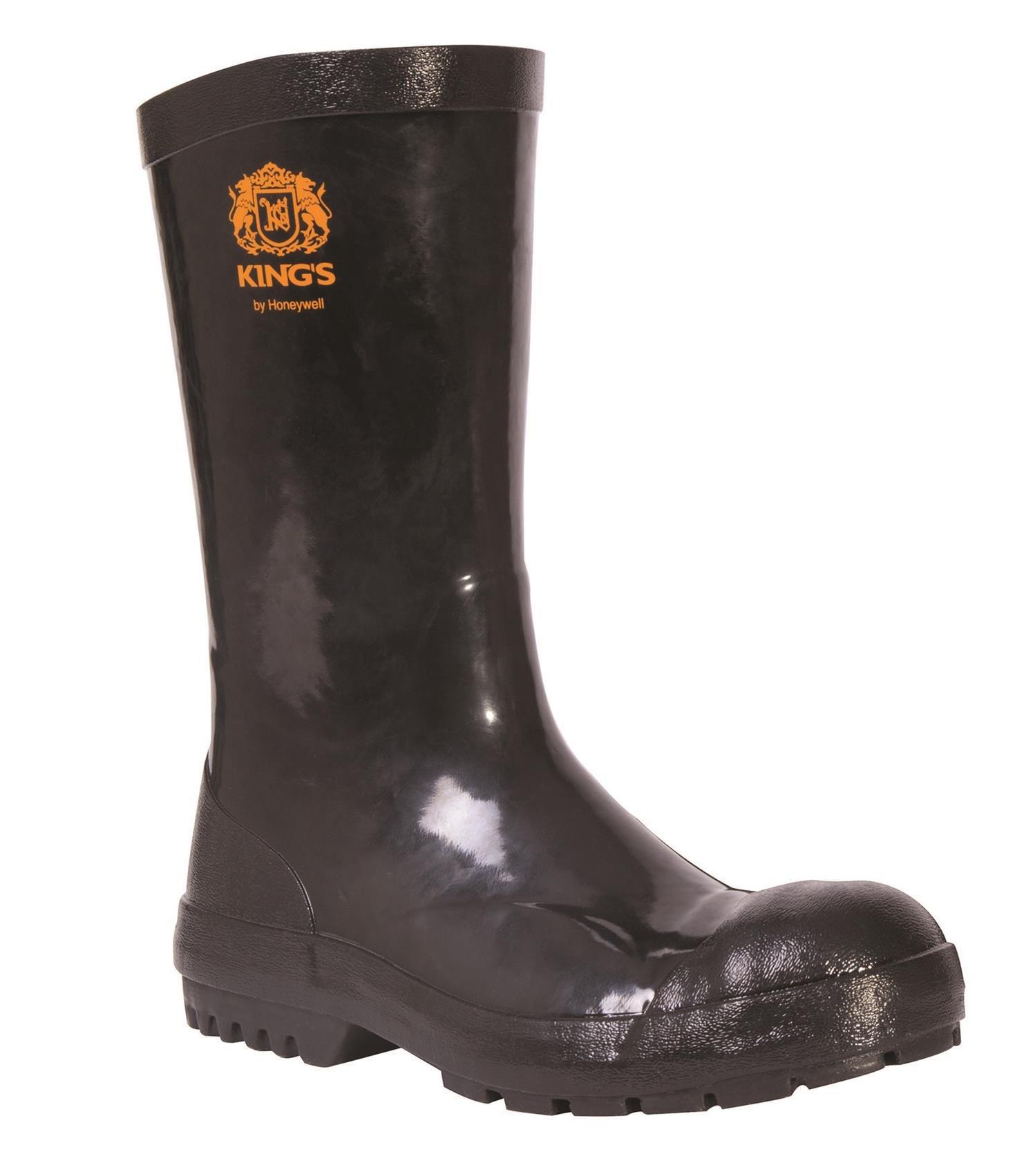King's by Honeywell KDNEO01 Steel Toe Dipped Neoprene Work Boot, 12''/Size 11
